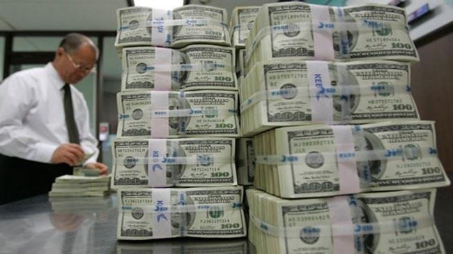 Merkez'in döviz rezervleri yükseldi | Ekonomi Haberleri