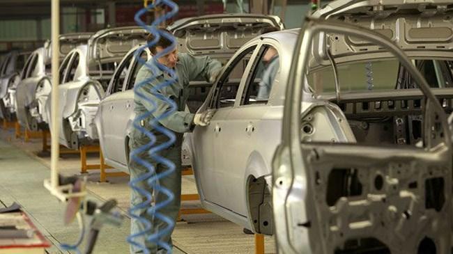 Otomotiv sektöründen 9 ayda 8,8 milyar dolarlık ihracat
