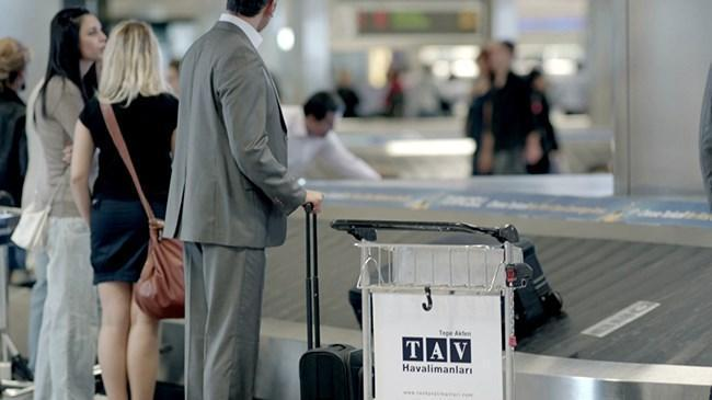 TAV Havalimanları 4,3 milyon yolcuya hizmet verdi | Ekonomi Haberleri