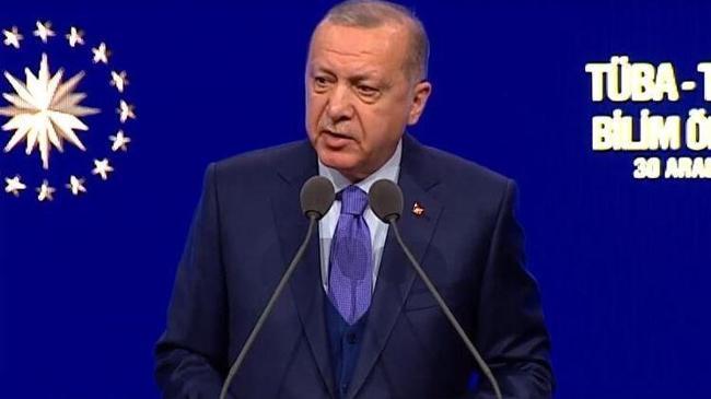 Cumhurbaşkanı Erdoğan'dan 'yerli otomobil' açıklaması   Ekonomi Haberleri