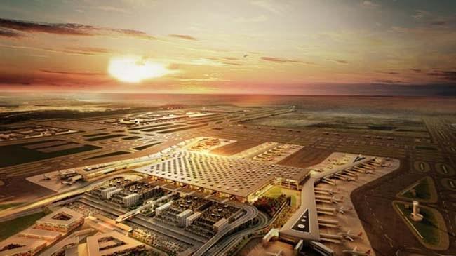 Erdoğan perşembe günü yeni havalimanına inecek | Ekonomi Haberleri
