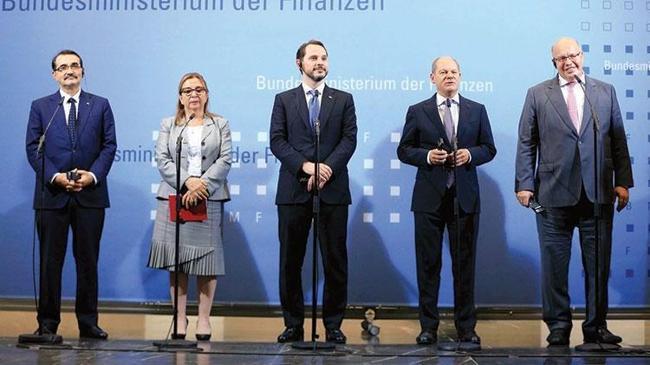 Almanya ile yeni dönem | Ekonomi Haberleri