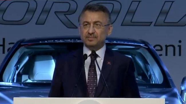 Cumhurbaşkanı Yardımcısı Oktay'dan 'hibrit otomobil' mesajı | Teknoloji Haberleri