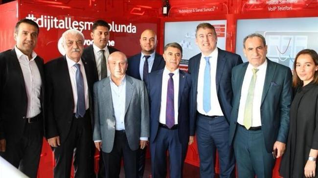 Vodafone ve TOBB, Diyarbakır'da KOBİ'lerle buluştu | Teknoloji Haberleri