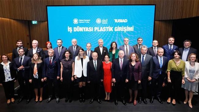 İş dünyası plastik kirliliğine karşı güçlerini birleştirdi | Genel Haberler