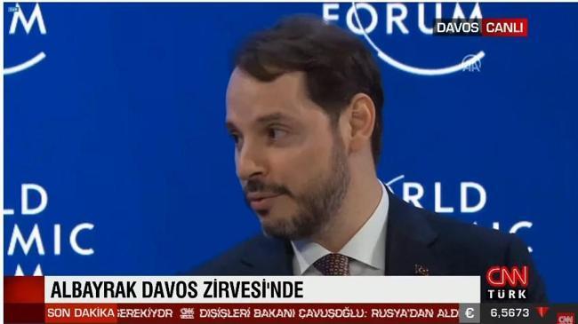 Bakan Albayrak: Türkiye'nin borç karnesi çok sağlam | Ekonomi Haberleri