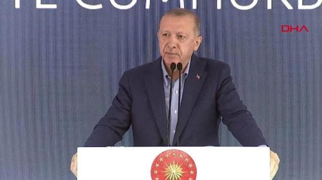 Erdoğan: Üçüncü çeyrekle ilgili güzel haberler alıyoruz   Ekonomi Haberleri