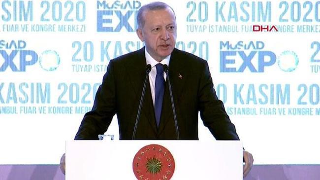 Cumhurbaşkanı Erdoğan'dan faiz değerlendirmesi   Ekonomi Haberleri