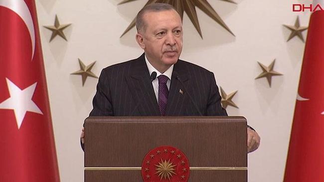 Cumhurbaşkanı Erdoğan'dan yerli aşı açıklaması   Ekonomi Haberleri