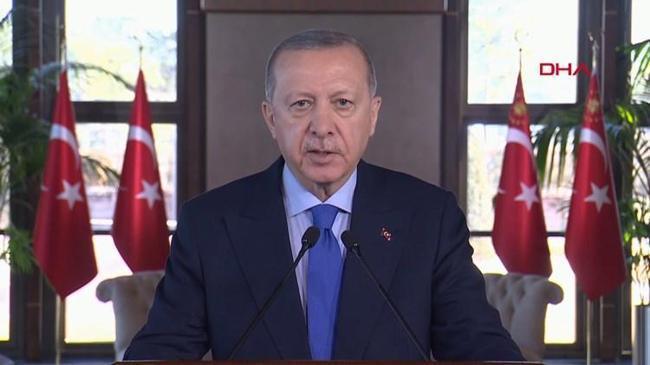 Cumhurbaşkanı Erdoğan: Çin'den sonra ikinci sıradayız | Ekonomi Haberleri