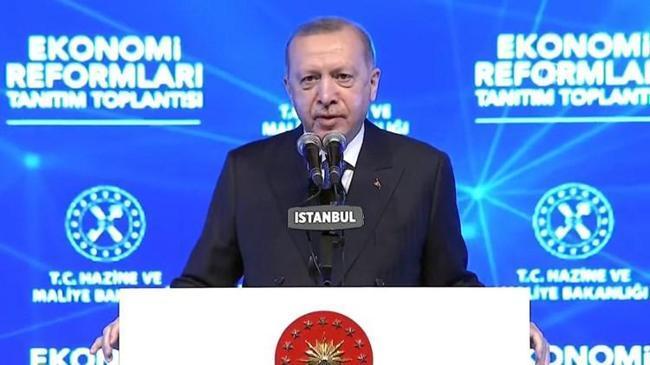 Cumhurbaşkanı Erdoğan: Yeni dönem 4 temel üzerine bina edilecek | Ekonomi Haberleri