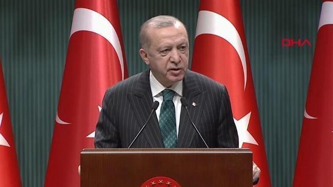 Cumhurbaşkanı Erdoğan: Türkiye en büyük üretim merkezi olacak | Ekonomi Haberleri
