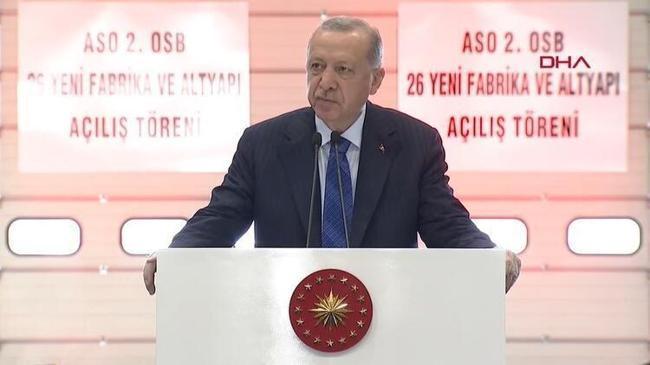 Cumhurbaşkanı Erdoğan: İkinci çeyreği ciddi bir büyümeyle kapatacağız | Ekonomi Haberleri