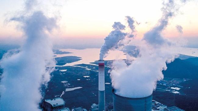 Emisyonlar dünyada alarm veriyor   Ekonomi Haberleri