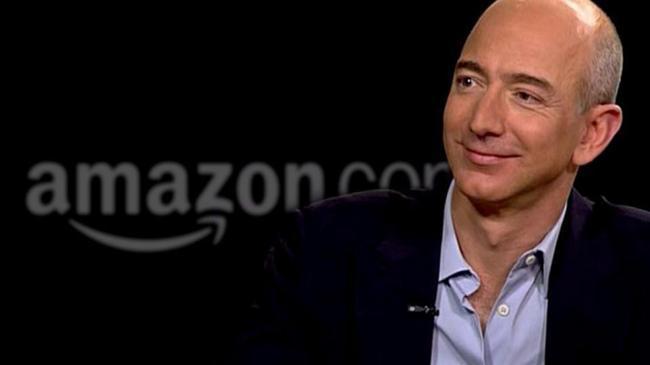 Jeff Bezos CEO'luk görevinden ayrılıyor   Ekonomi Haberleri