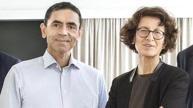 BioNTech'in hisseleri bir yılda 4 kat değerlendi | Ekonomi Haberleri
