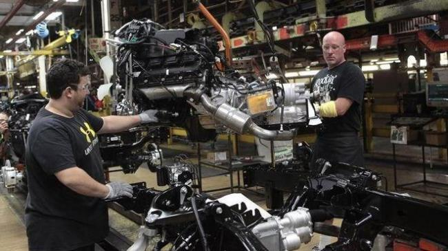 ABD'de sanayi üretimi beklentinin üstünde | Ekonomi Haberleri