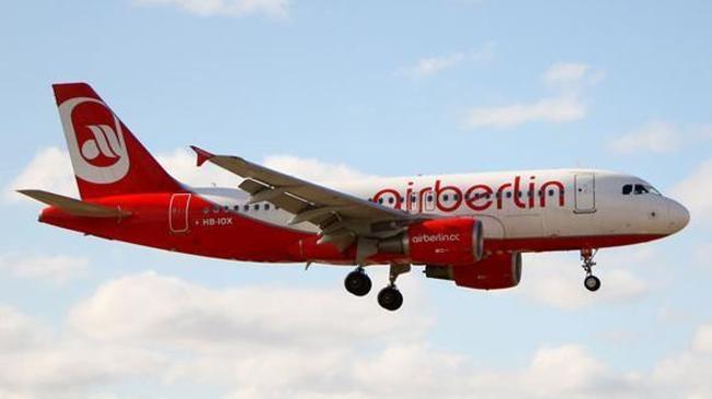 Air Berlin iflasını istedi