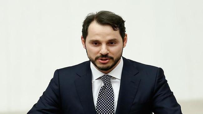 Bakan Albayrak'tan vergi borçlarıyla ilgili açıklama | Ekonomi Haberleri