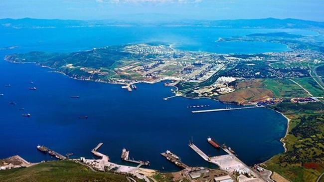 Aliağa limanlarından 2020'de rekor | Ekonomi Haberleri