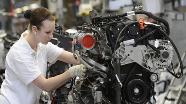 Almanya'da sanayi üretimi 7 aydır yükseliyor | Ekonomi Haberleri