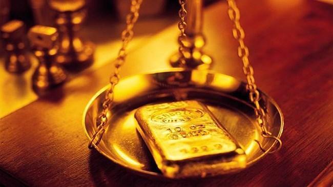 Altın 413 liradan işlem görüyor