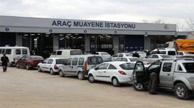 Araç muayene süreleri uzatıldı   Genel Haberler