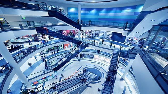 AVM ciro endeksi üçüncü çeyrekte yükseldi | Ekonomi Haberleri