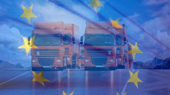 Avrupa Birliği kamyonların emisyonunu düşürecek | Ekonomi Haberleri