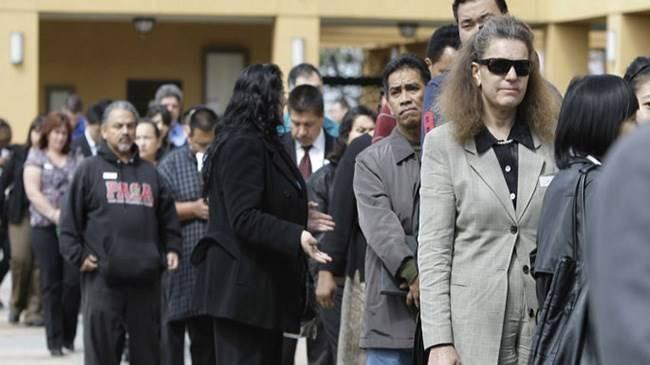 ABD'de işsizlik maaşı başvurusu beklentilerin üzerinde geldi | Ekonomi Haberleri