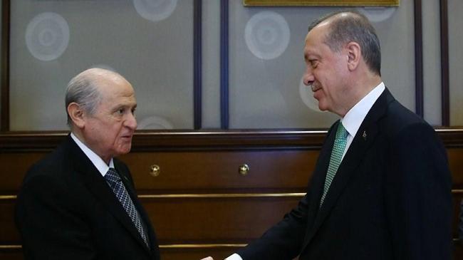 Cumhurbaşkanı Erdoğan, Bahçeli ile yarın görüşecek | Politika Haberleri
