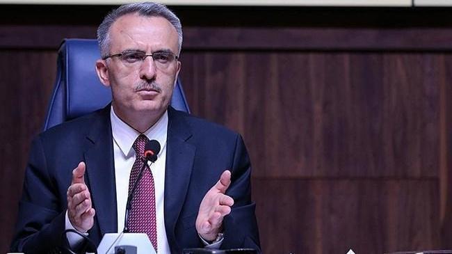 Bakan Ağbal'dan önemli açıklamalar   Ekonomi Haberleri