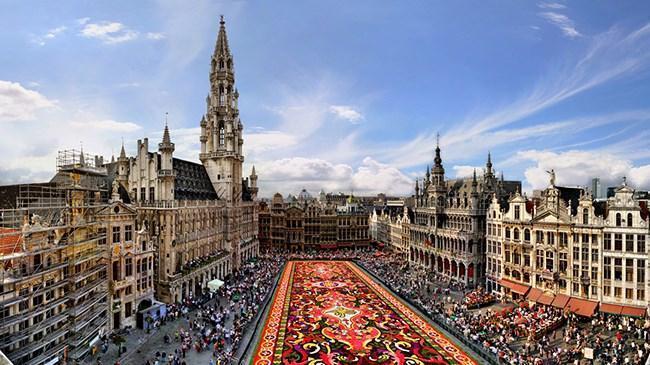 Brüksel'de restoranların 3'te 1'i iflas riski altında   Ekonomi Haberleri
