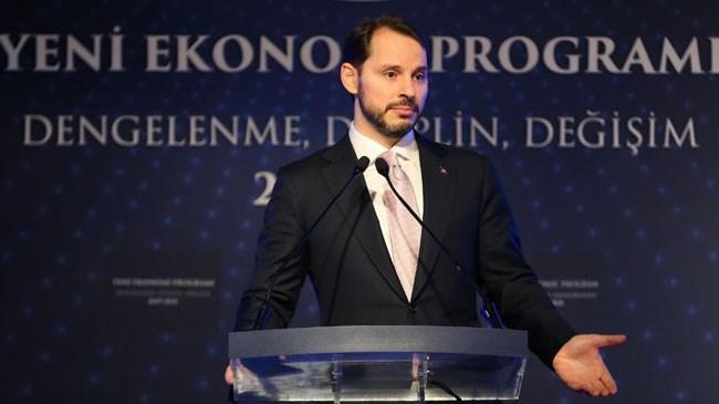 Bakan Albayrak Yeni Ekonomi Programı'nı açıkladı | Ekonomi Haberleri