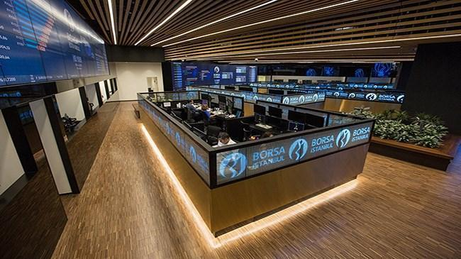 Borsa İstanbul günün ilk yarısında geriledi | Borsa Haberleri