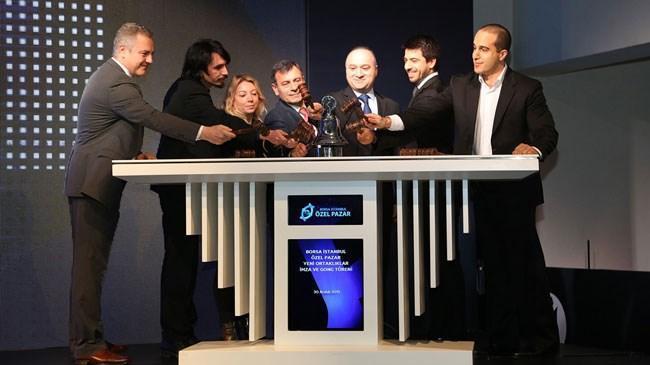 Borsa İstanbul Özel Pazar'da İki Yeni Yatırım | Borsa İstanbul Haberleri