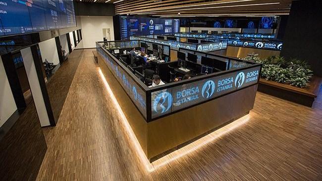 Borsa İstanbul ilk yarısında yükseldi | Borsa Haberleri