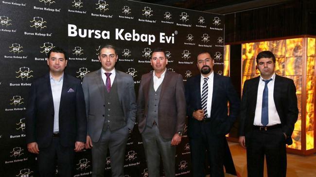 Bursa Kebap Evi Ortadoğu hedefinde ilk adımı attı | Şirket Haberleri
