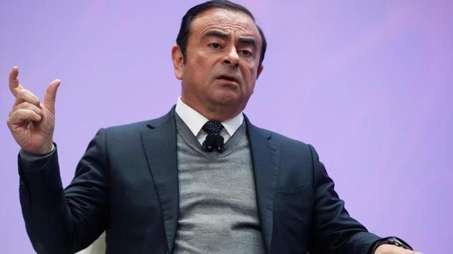 Nissan'ın eski CEO'su Ghosn hakkında yeni suçlama | Ekonomi Haberleri
