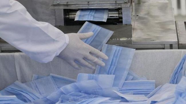 Türk şirket ayda 1.5 milyar adet cerrahi maske üretecek | Ekonomi Haberleri
