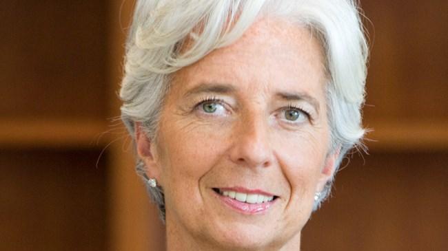Lagarde: Toparlanma 'belirsiz', 'eksik' ve 'dengesiz' | Ekonomi Haberleri
