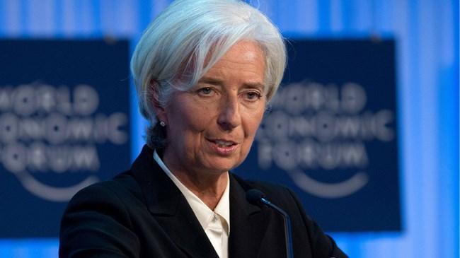 IMF Başkanı Lagarde: Ufukta kara bulutlar toplandı | Genel Haberler