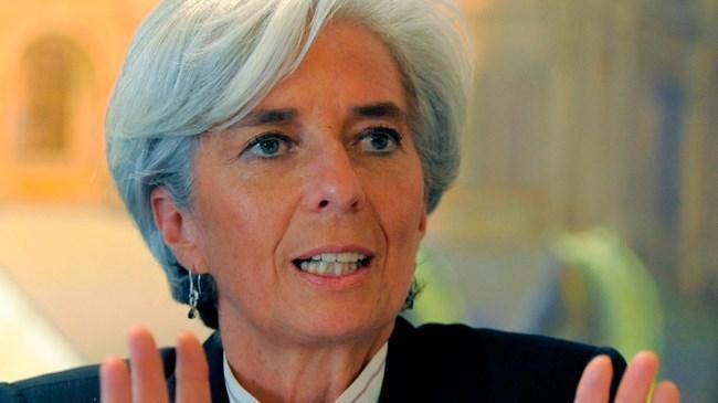 IMF Başkanı Lagarde: Çin'in istikrarlı gelişimi olmadan olmaz | Ekonomi Haberleri