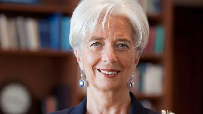 Lagarde'dan 'ekonomik belirsizlik' uyarısı | Ekonomi Haberleri