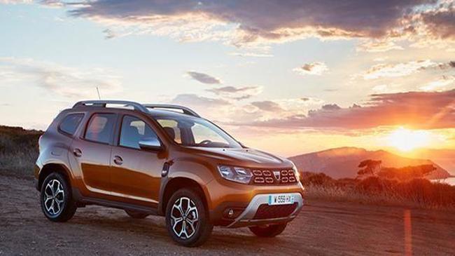 Dacia Duster'a yeni nesil benzinli motor | Teknoloji Haberleri