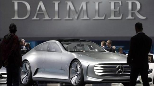 Daimler'in karı yüzde 64 geriledi | Ekonomi Haberleri
