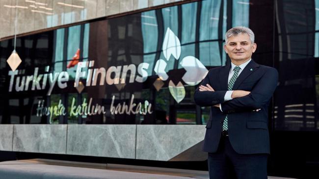 Türkiye Finans'tan ilk yarı yılda ekonomiye 60 milyar lira destek | Genel Haberler