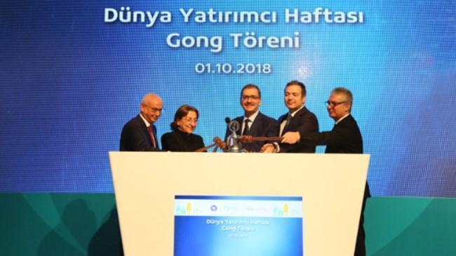 Dünya Yatırımcı Haftası Türkiye'de Gong Töreniyle Başladı! | Borsa İstanbul Haberleri