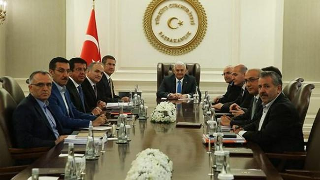 Ekonomi Koordinasyon Kurulu toplantısı yapıldı  | Ekonomi Haberleri