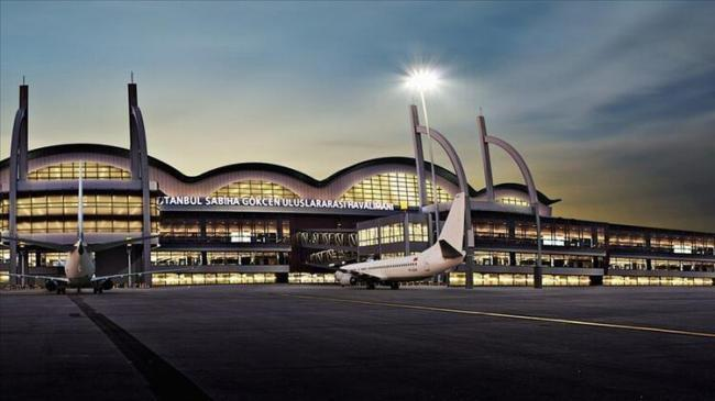 Sabiha Gökçen Havalimanı 11,8 milyon yolcu ağırladı    Genel Haberler